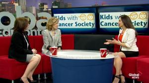 "Stories of perseverance from ""Kids With Cancer"""